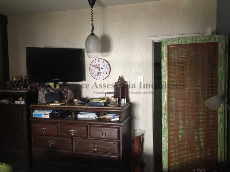 9 Quarto - Apartamento 4 quartos à venda Copacabana, Sul,Rio de Janeiro - R$ 1.650.000 - TAAP40108 - 11