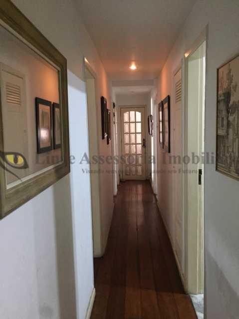 11 Circulação - Apartamento Copacabana, Sul,Rio de Janeiro, RJ À Venda, 4 Quartos, 160m² - TAAP40108 - 13