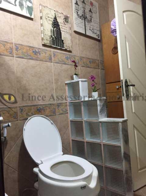 14 Banheiro - Apartamento 4 quartos à venda Copacabana, Sul,Rio de Janeiro - R$ 1.650.000 - TAAP40108 - 16