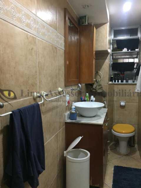 17 Banheiro - Apartamento 4 quartos à venda Copacabana, Sul,Rio de Janeiro - R$ 1.650.000 - TAAP40108 - 19