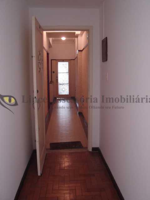 entrada apartamento - Apartamento Lins de Vasconcelos,Norte,Rio de Janeiro,RJ À Venda,1 Quarto,56m² - TAAP10299 - 11