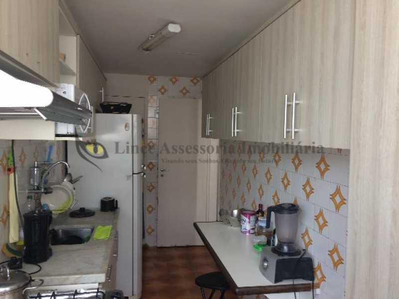 cozinha - Apartamento À Venda - Grajaú - Rio de Janeiro - RJ - TAAP21554 - 10