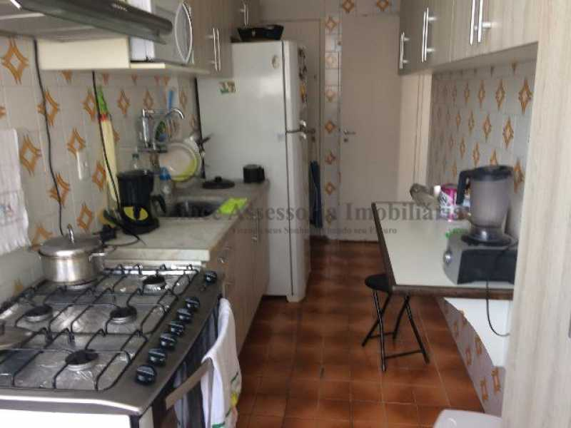 cozinha - Apartamento À Venda - Grajaú - Rio de Janeiro - RJ - TAAP21554 - 9