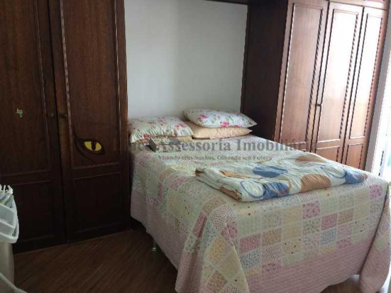 quarto - Apartamento À Venda - Grajaú - Rio de Janeiro - RJ - TAAP21554 - 7