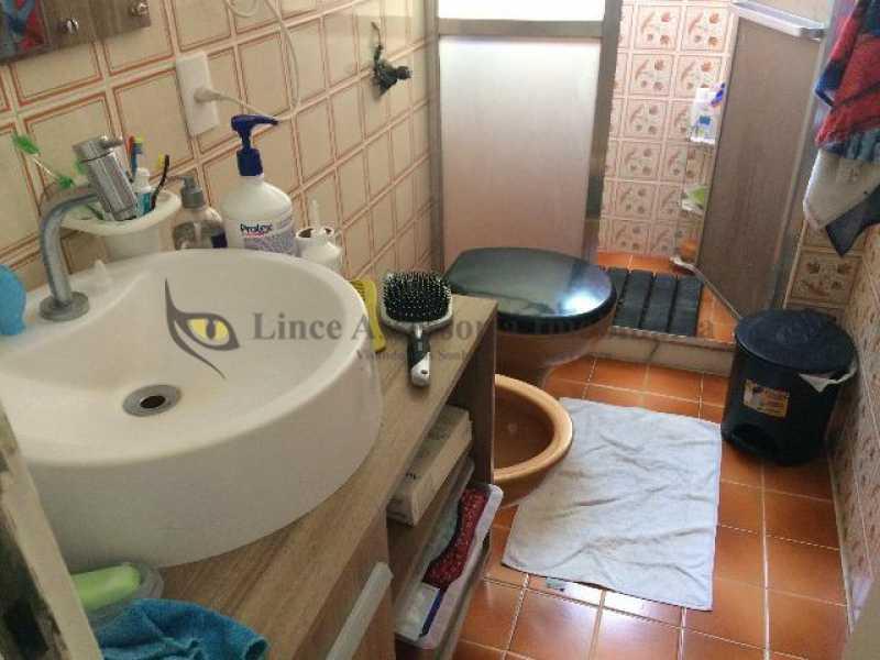 banheiro - Apartamento À Venda - Grajaú - Rio de Janeiro - RJ - TAAP21554 - 8