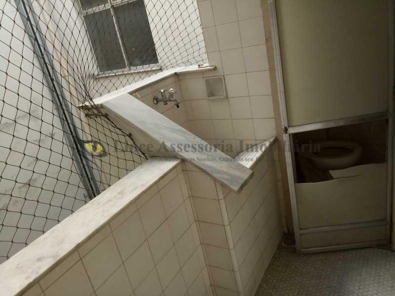 20180612_105149 - Apartamento Para Alugar - Rio Comprido - Rio de Janeiro - RJ - SLAP20221 - 22