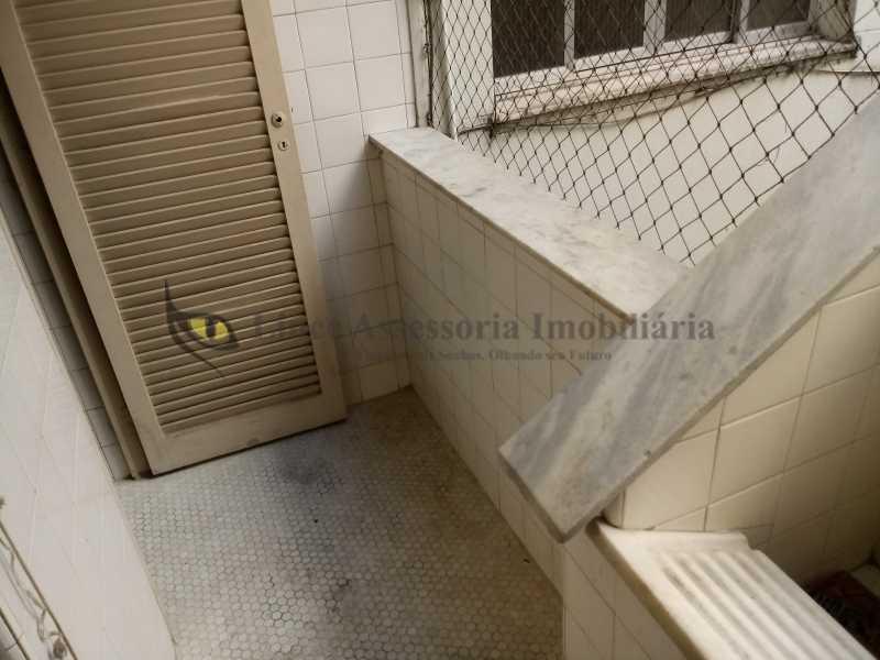 20180612_105202 - Apartamento Para Alugar - Rio Comprido - Rio de Janeiro - RJ - SLAP20221 - 23