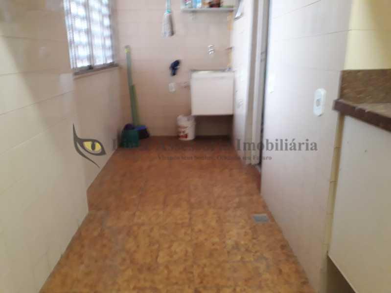 área de serviço - Apartamento 3 quartos à venda São Cristóvão, Norte,Rio de Janeiro - R$ 560.000 - TAAP30874 - 16