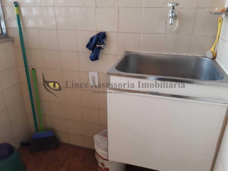 área de serviço - Apartamento 3 quartos à venda São Cristóvão, Norte,Rio de Janeiro - R$ 560.000 - TAAP30874 - 18