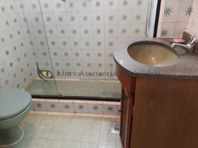 banheiro social  - Apartamento 3 quartos à venda São Cristóvão, Norte,Rio de Janeiro - R$ 560.000 - TAAP30874 - 10