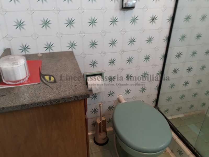 banheiro social - Apartamento 3 quartos à venda São Cristóvão, Norte,Rio de Janeiro - R$ 560.000 - TAAP30874 - 12