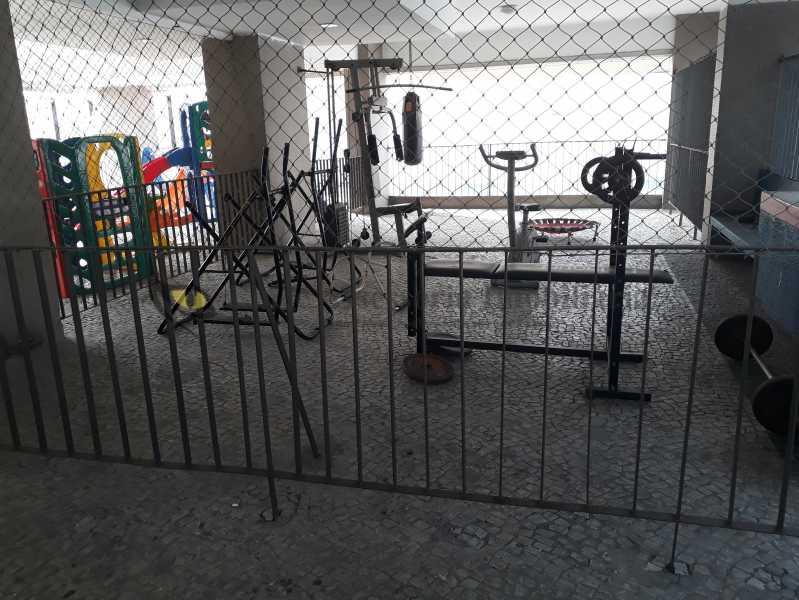 academia - Apartamento 2 quartos à venda Rocha, Rio de Janeiro - R$ 259.990 - TAAP21577 - 16