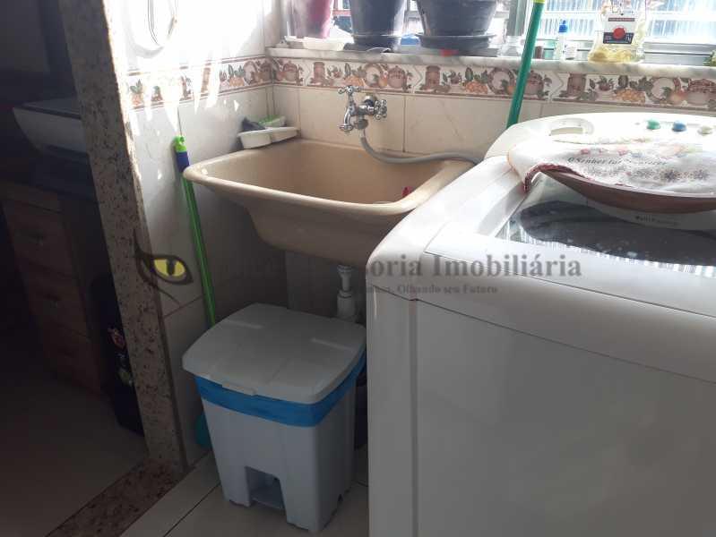 área de serviço - Apartamento 2 quartos à venda Rocha, Rio de Janeiro - R$ 259.990 - TAAP21577 - 14