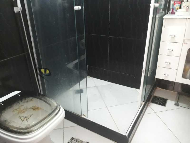 banheiro social1.1 - Apartamento Rocha,Rio de Janeiro,RJ À Venda,2 Quartos,65m² - TAAP21577 - 9