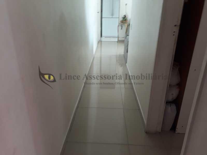 circulação - Apartamento Rocha,Rio de Janeiro,RJ À Venda,2 Quartos,65m² - TAAP21577 - 4