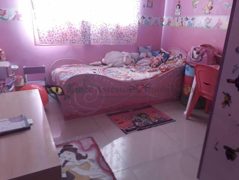 quarto1.1 - Apartamento Rocha,Rio de Janeiro,RJ À Venda,2 Quartos,65m² - TAAP21577 - 5