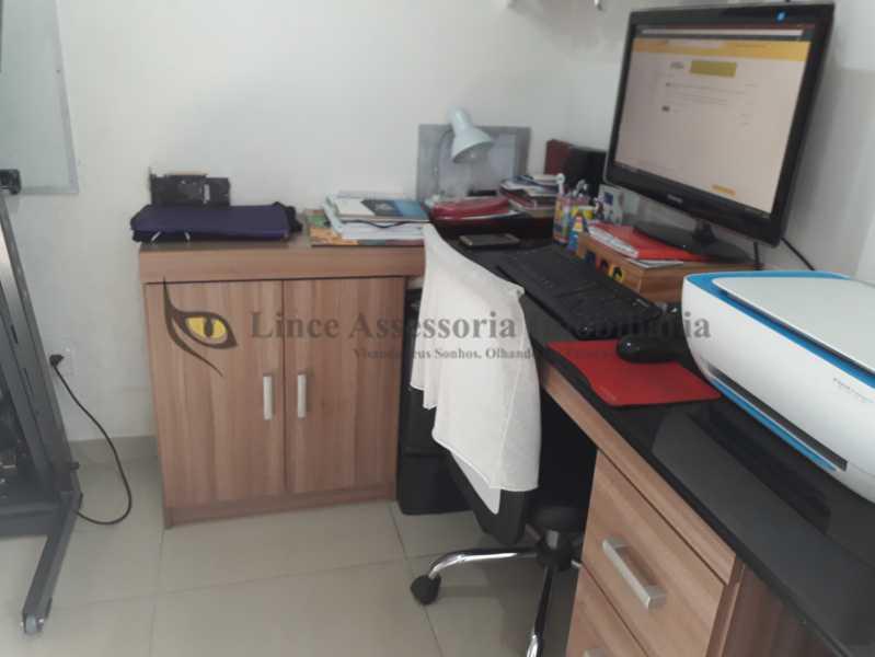 quarto empregada escritório - Apartamento 2 quartos à venda Rocha, Rio de Janeiro - R$ 259.990 - TAAP21577 - 24