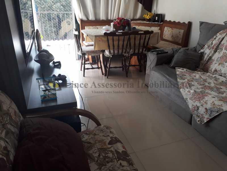 sala  - Apartamento Rocha,Rio de Janeiro,RJ À Venda,2 Quartos,65m² - TAAP21577 - 1