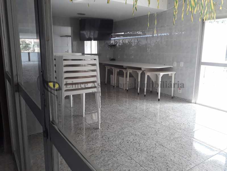 salão de festas - Apartamento 2 quartos à venda Rocha, Rio de Janeiro - R$ 259.990 - TAAP21577 - 25
