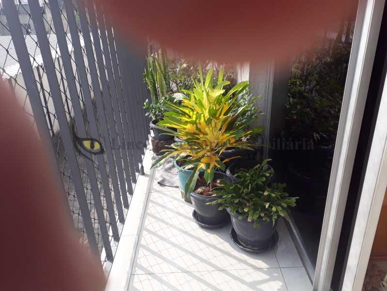 varanda1.1 - Apartamento Rocha,Rio de Janeiro,RJ À Venda,2 Quartos,65m² - TAAP21577 - 26