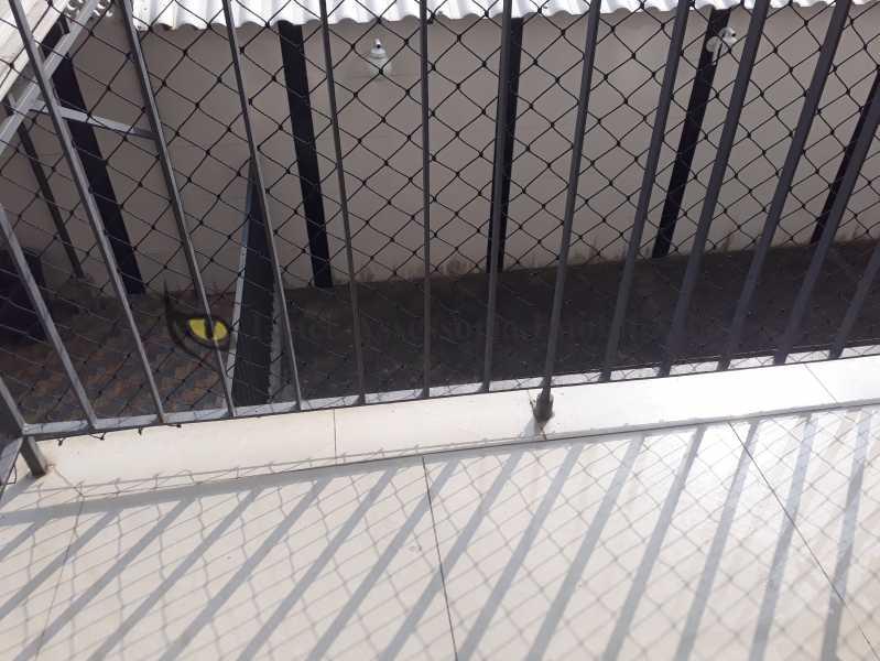 varanda1.2 - Apartamento 2 quartos à venda Rocha, Rio de Janeiro - R$ 259.990 - TAAP21577 - 27