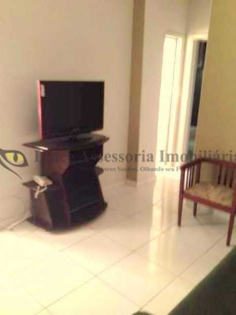 2. Sala - Apartamento 1 quarto à venda Tijuca, Norte,Rio de Janeiro - R$ 200.000 - PAAP10348 - 4