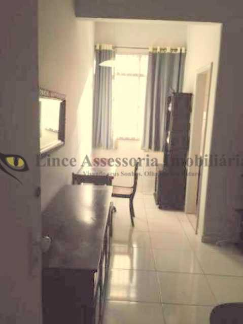 3. Sala - Apartamento 1 quarto à venda Tijuca, Norte,Rio de Janeiro - R$ 200.000 - PAAP10348 - 1