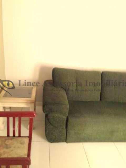 5. Sala - Apartamento 1 quarto à venda Tijuca, Norte,Rio de Janeiro - R$ 200.000 - PAAP10348 - 6