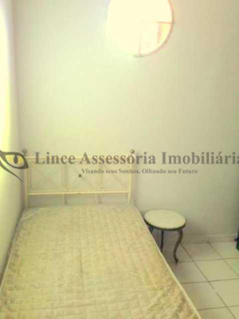 8. Quarto - Apartamento 1 quarto à venda Tijuca, Norte,Rio de Janeiro - R$ 200.000 - PAAP10348 - 9