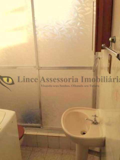 9. Banheiro - Apartamento 1 quarto à venda Tijuca, Norte,Rio de Janeiro - R$ 200.000 - PAAP10348 - 10