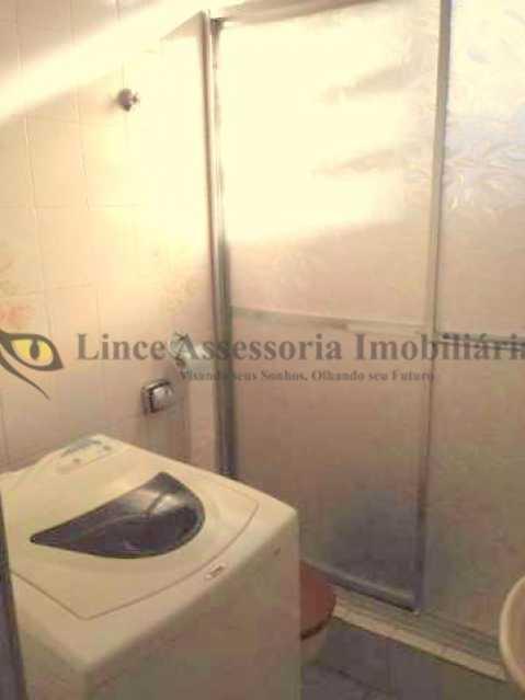 10. Banheiro - Apartamento 1 quarto à venda Tijuca, Norte,Rio de Janeiro - R$ 200.000 - PAAP10348 - 11