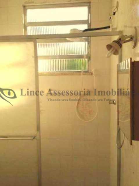 11. Banheiro - Apartamento 1 quarto à venda Tijuca, Norte,Rio de Janeiro - R$ 200.000 - PAAP10348 - 12
