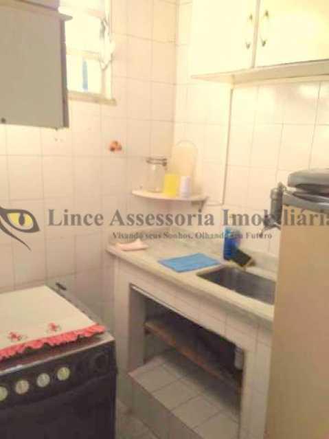 12. Cozinha - Apartamento 1 quarto à venda Tijuca, Norte,Rio de Janeiro - R$ 200.000 - PAAP10348 - 13