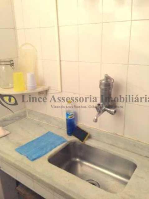 13. Cozinha - Apartamento 1 quarto à venda Tijuca, Norte,Rio de Janeiro - R$ 200.000 - PAAP10348 - 14