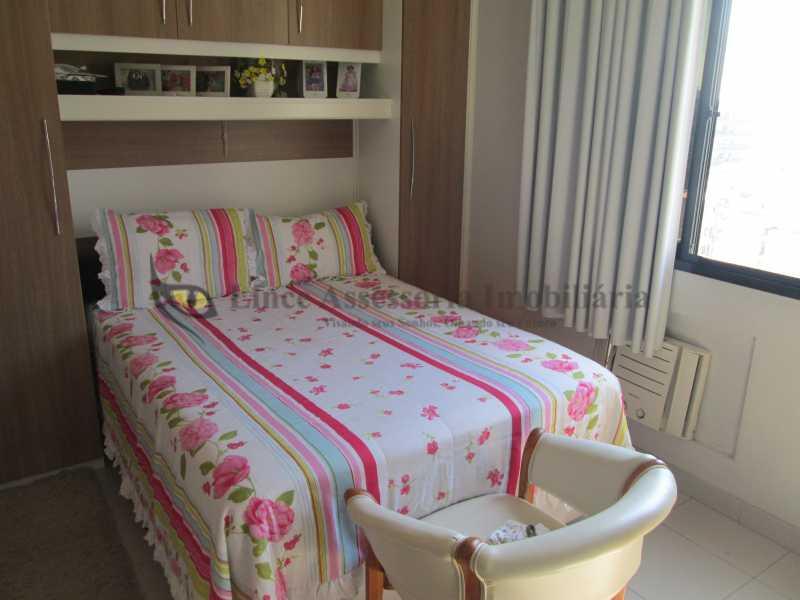7-quarto suíte-1 - Apartamento À VENDA, Tijuca, Rio de Janeiro, RJ - TAAP21583 - 7