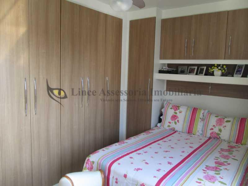 8-quarto suíte-1.1 - Apartamento À VENDA, Tijuca, Rio de Janeiro, RJ - TAAP21583 - 8
