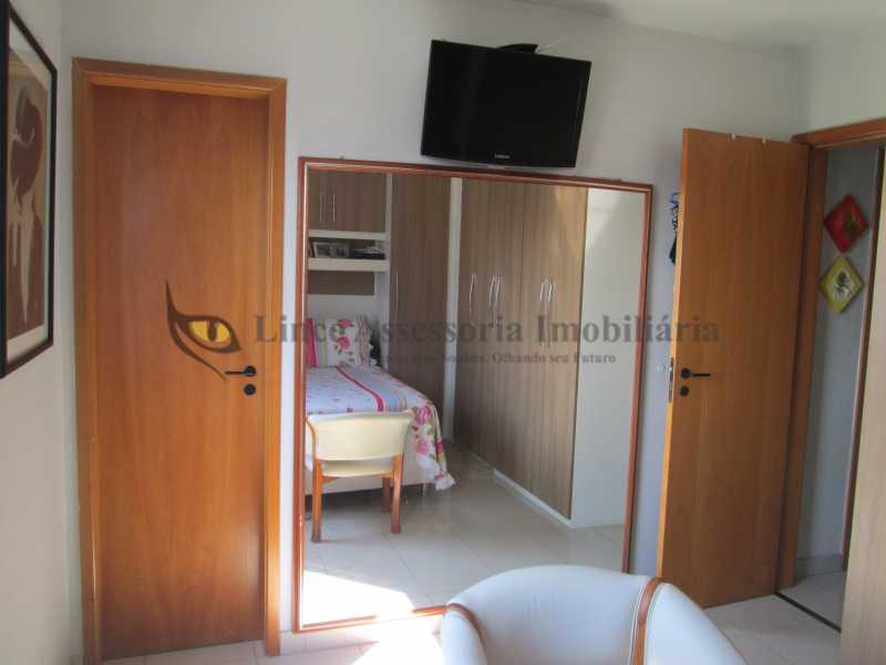 9-quarto-suíte-1.2 - Apartamento À VENDA, Tijuca, Rio de Janeiro, RJ - TAAP21583 - 9