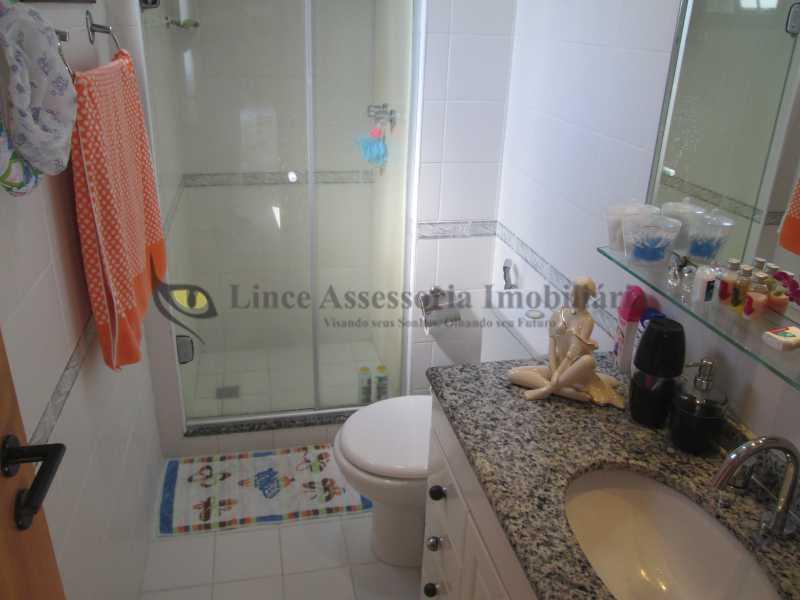 10-banheiro suíte-1 - Apartamento À VENDA, Tijuca, Rio de Janeiro, RJ - TAAP21583 - 10