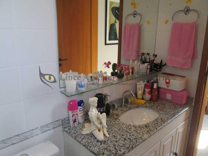 11-banheiro suíte-1.1 - Apartamento À VENDA, Tijuca, Rio de Janeiro, RJ - TAAP21583 - 11