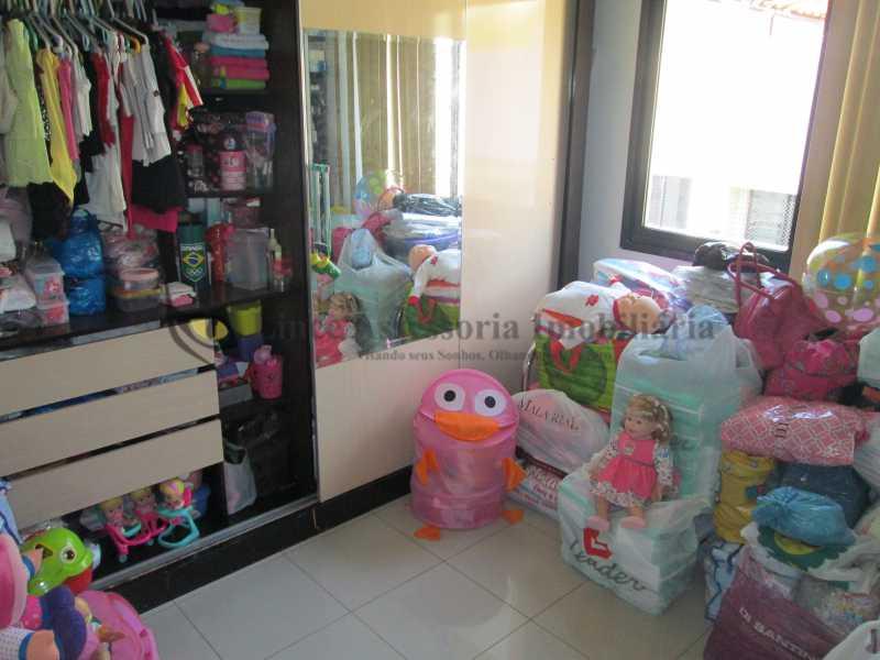 12-quarto-2 - Apartamento À VENDA, Tijuca, Rio de Janeiro, RJ - TAAP21583 - 12