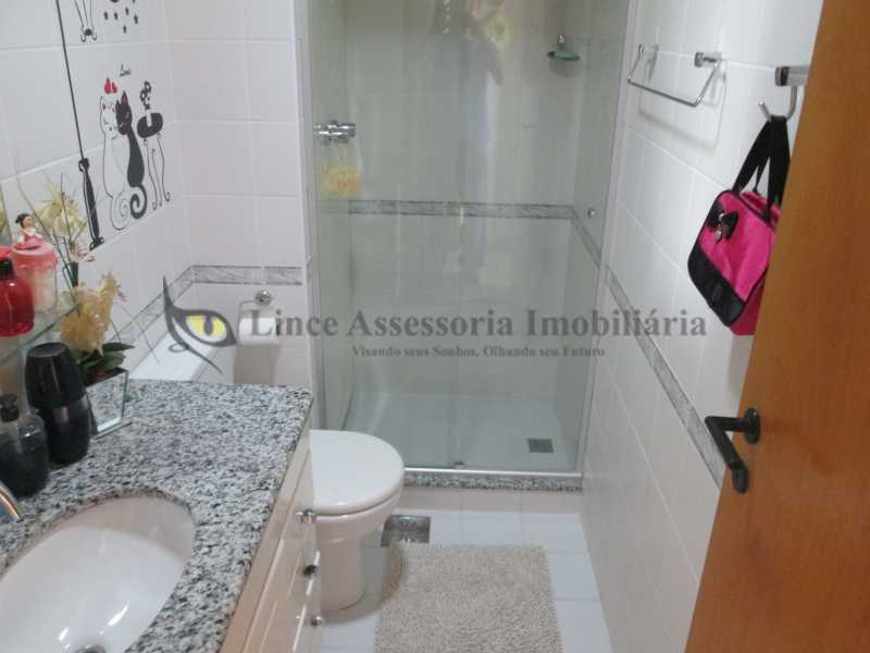 14-banheiro social-1 - Apartamento À VENDA, Tijuca, Rio de Janeiro, RJ - TAAP21583 - 14