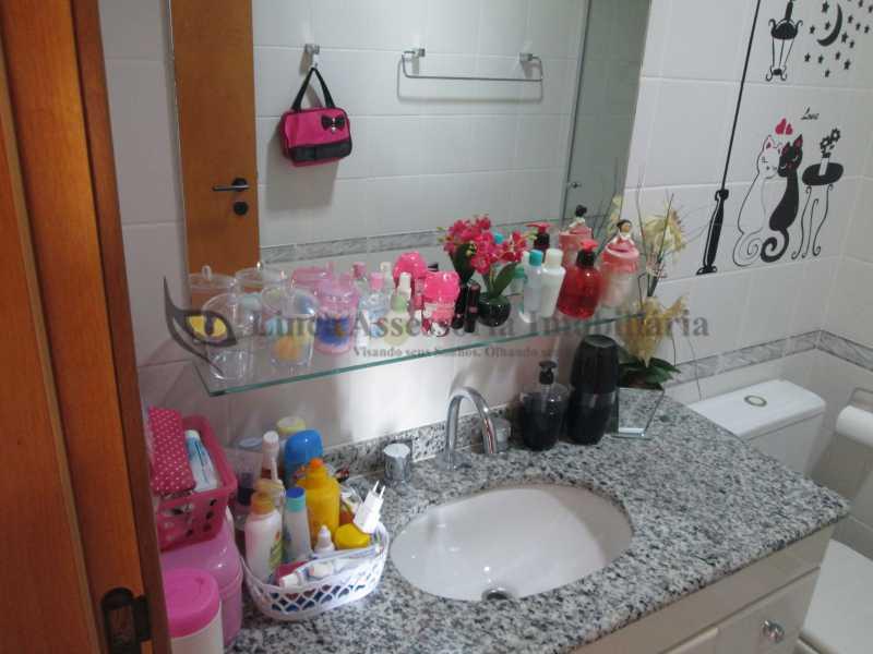 15-banheiro social-1.1 - Apartamento À VENDA, Tijuca, Rio de Janeiro, RJ - TAAP21583 - 15
