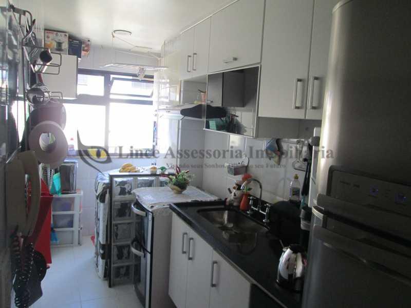 16-cozinha-1 - Apartamento À VENDA, Tijuca, Rio de Janeiro, RJ - TAAP21583 - 16