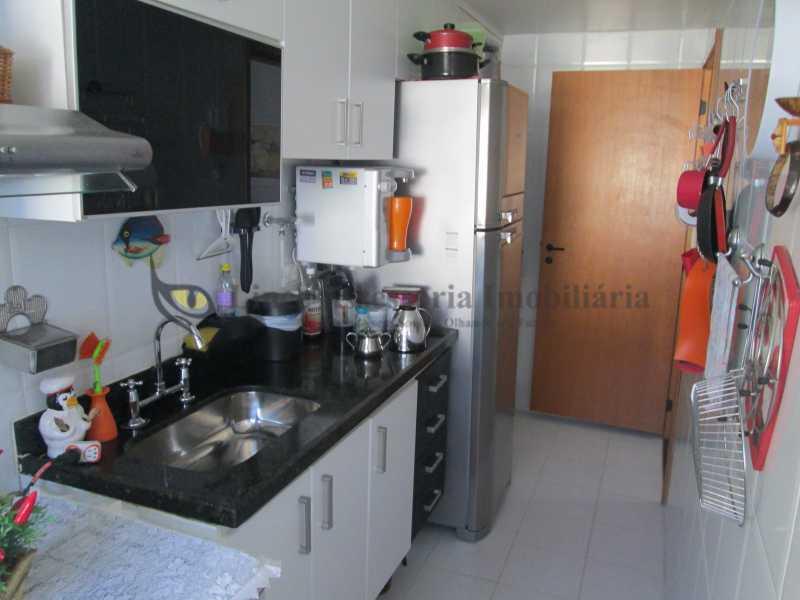 18-cozinha-1.2 - Apartamento À VENDA, Tijuca, Rio de Janeiro, RJ - TAAP21583 - 18