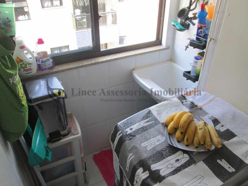 19-área deserviço - Apartamento À VENDA, Tijuca, Rio de Janeiro, RJ - TAAP21583 - 19