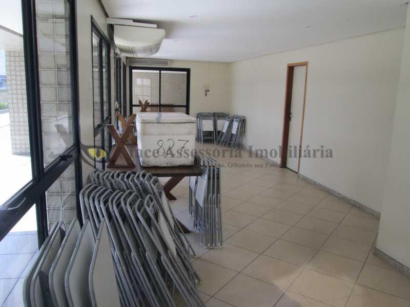 28-salão festas - Apartamento À VENDA, Tijuca, Rio de Janeiro, RJ - TAAP21583 - 23