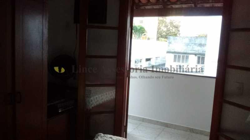 quarto - Casa de Vila 3 quartos à venda Tijuca, Norte,Rio de Janeiro - R$ 849.999 - PACV30024 - 6