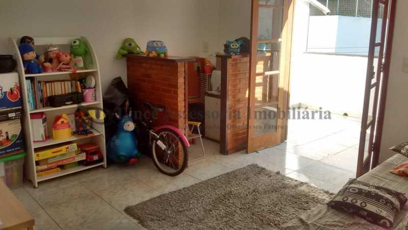sala - Casa de Vila 3 quartos à venda Tijuca, Norte,Rio de Janeiro - R$ 849.999 - PACV30024 - 9