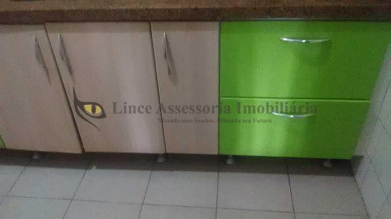 cozinha - Casa de Vila 3 quartos à venda Tijuca, Norte,Rio de Janeiro - R$ 849.999 - PACV30024 - 13