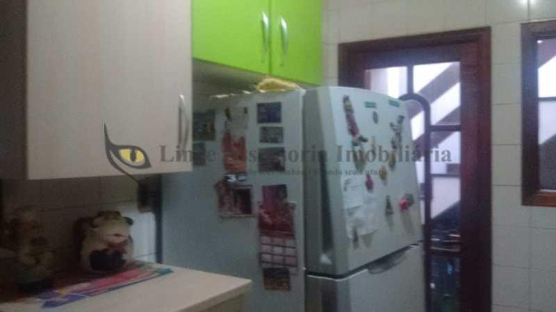 cozinha  - Casa de Vila 3 quartos à venda Tijuca, Norte,Rio de Janeiro - R$ 849.999 - PACV30024 - 11